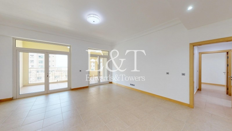 High Floor | Type F | Park Views | Unfurnished