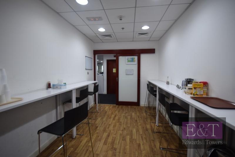 Fully Fitted Office | Emaar Square Bldg 4 | DT