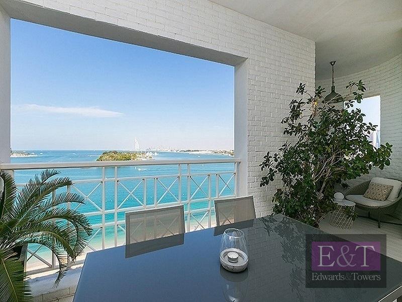 Fully Upgraded | F type | Ocean Views | Beach Pool
