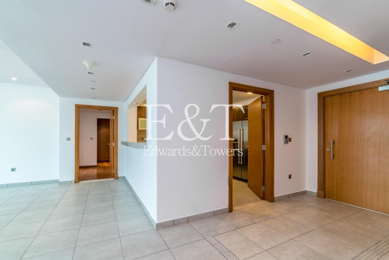 Great Marina Views | Mid Floor | Well Maintained