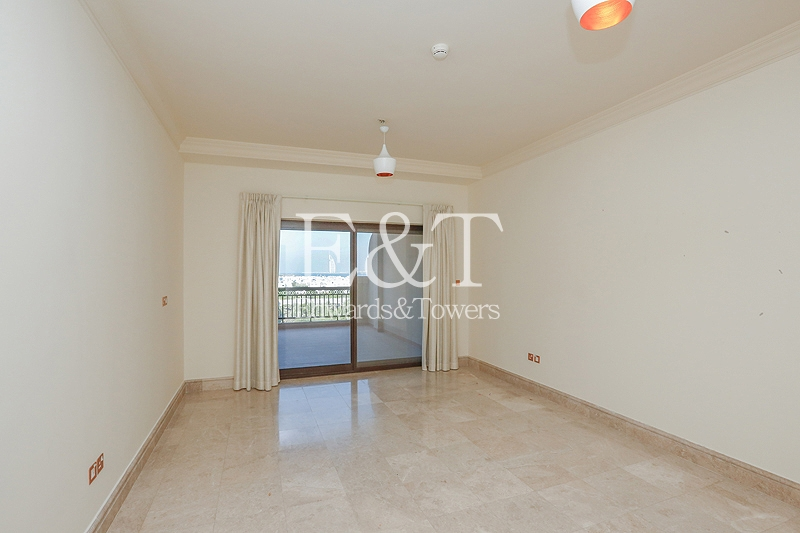 Large 1 Bedroom with Burj Al Arab View