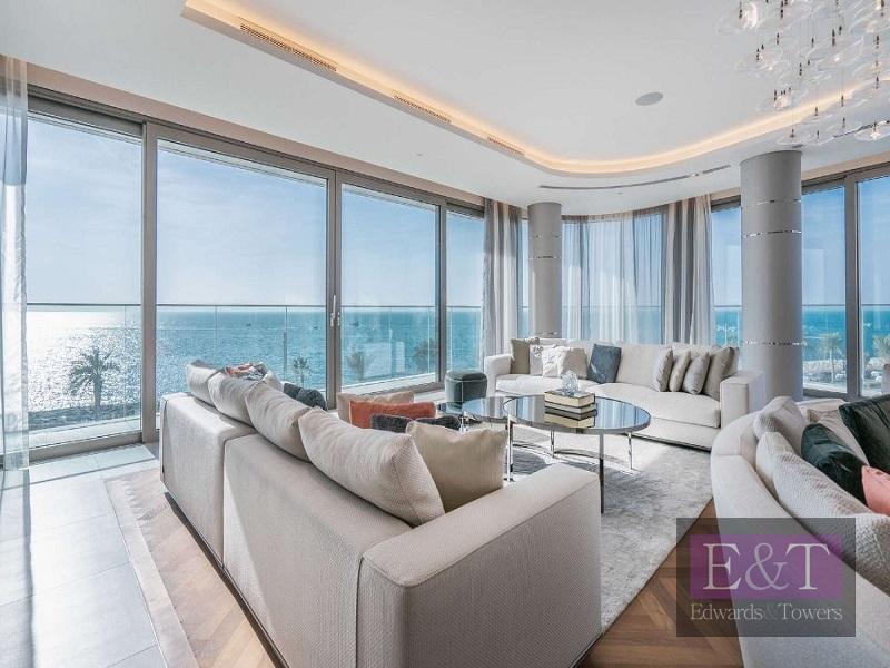 Exclusive | Sea View |3 Bedroom |Tower 1| Resale