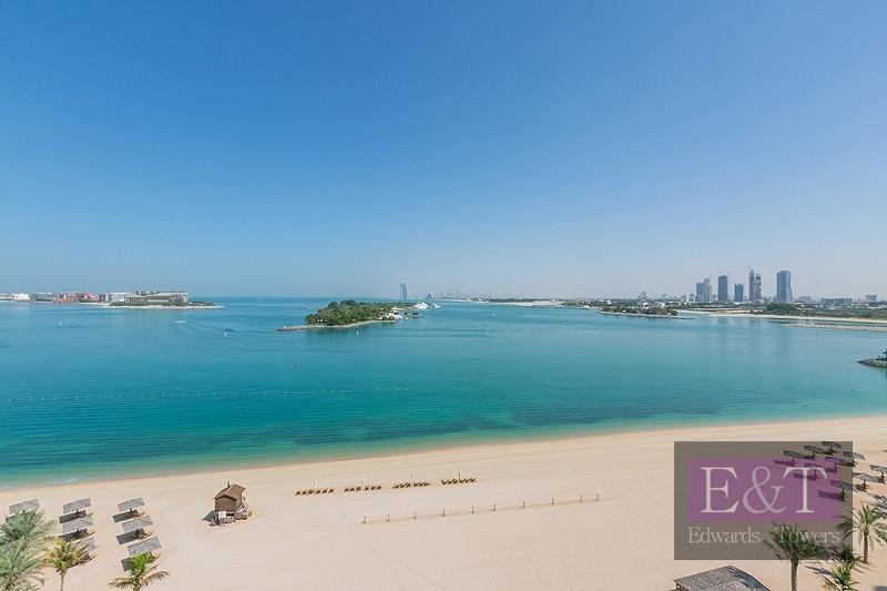 High Floor | Endless Ocean Views | Beach Pool Gym