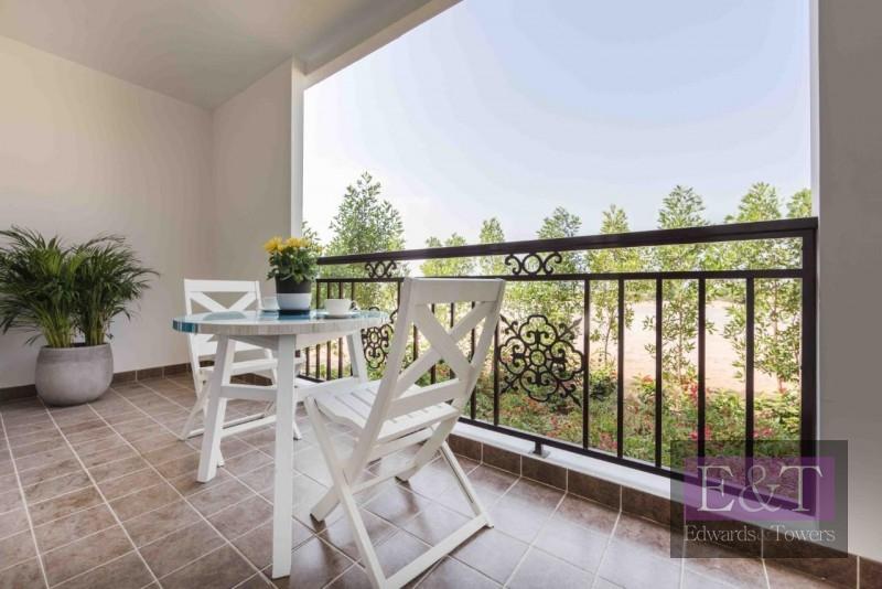 Spacious 1BR | Balcony | Unfurnished | JGE