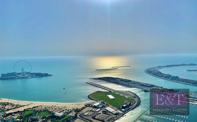 Exclusive Half Floor Penthouse Sea & Marina view