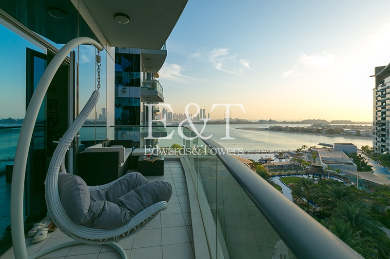 High Floor | Sea And Facilities View | D Type