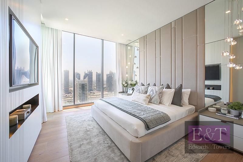 Duplex Penthouse Brand New Furnished Marina View