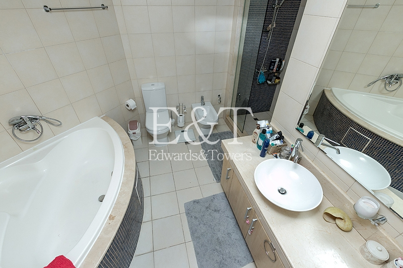 Exclusive   Furnished   Type A   3BR+Maids