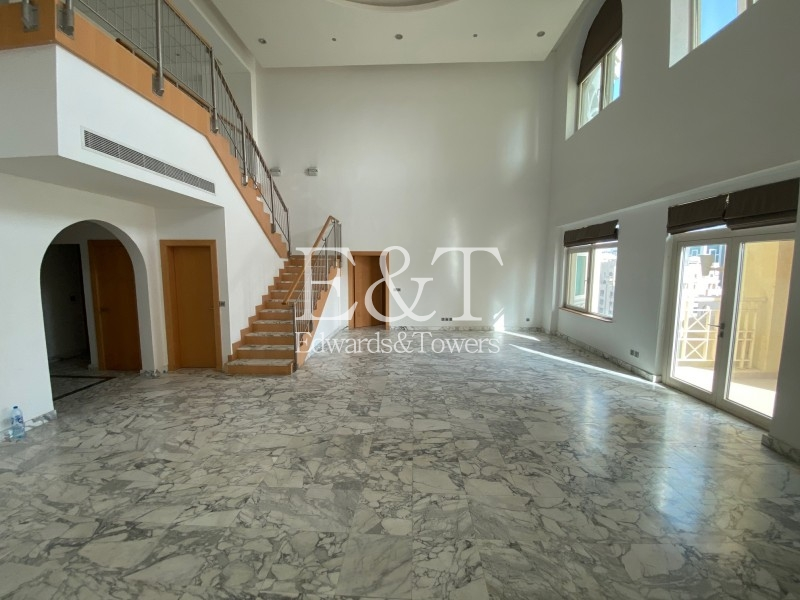 Spacious 4 BR H Type Penthouse, Beach and Pool