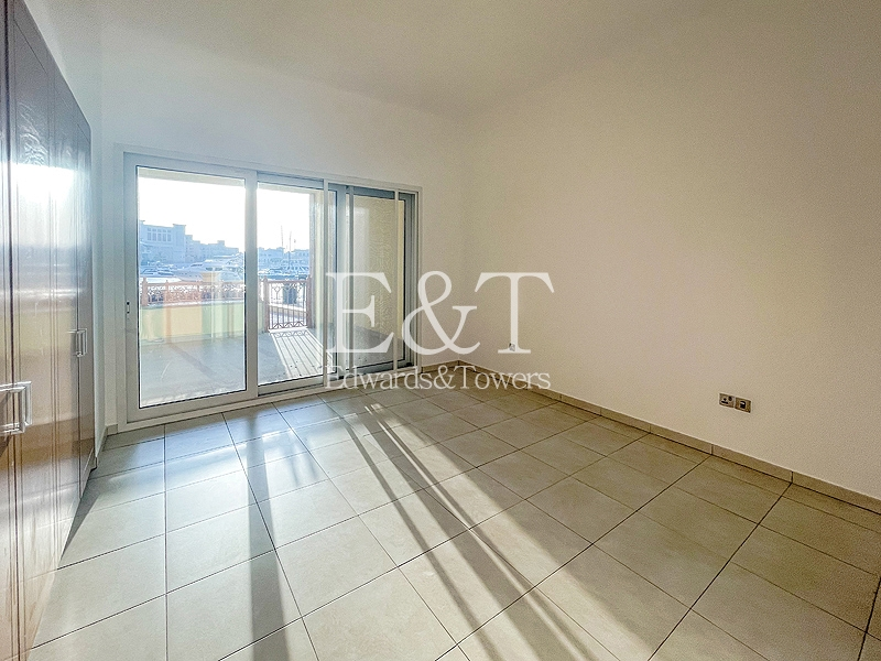 Extended Balcony | Vacant Now| 3 Beds + Maids