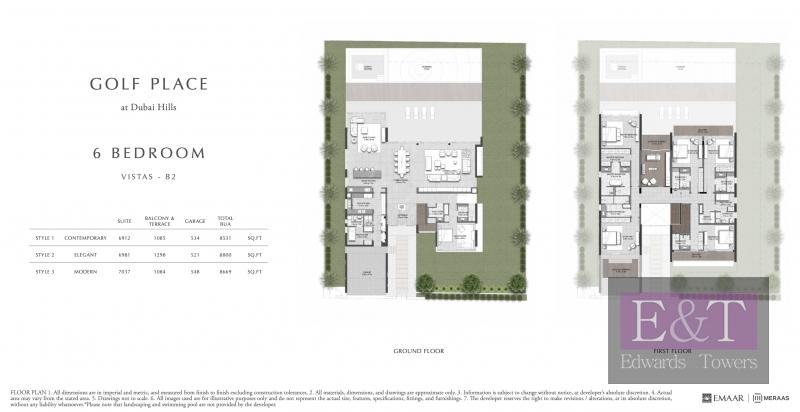 Huge Plot Corner | 6 Bed | B2 Type
