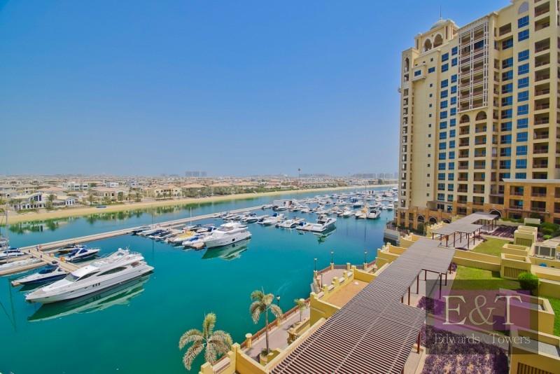 Mid Floor |Extended Balcony |Marina Views |Rented