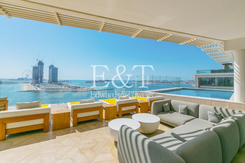 Exclusive Listing: High Floor Penthouse with Pool