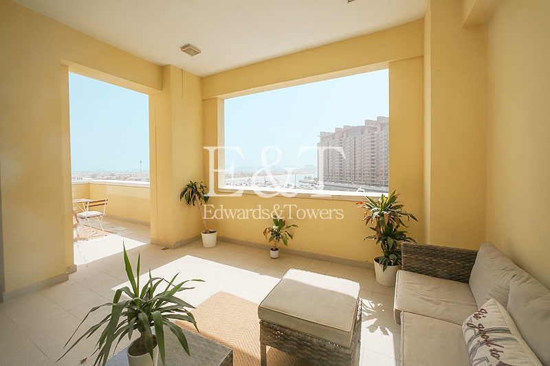 Mid Floor | Extended Balcony | Downtown View