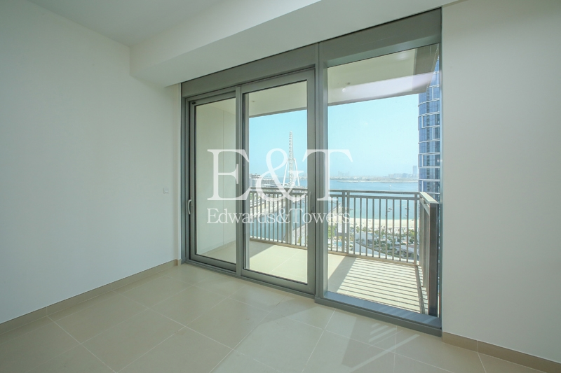 Marina and Sea View   Mid Floor   Ready to View