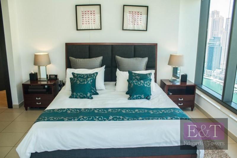 Fully Furnished | Full Marina View |Amazing Layout
