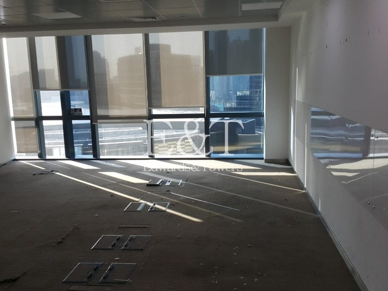 Rented Burj Khalifa facing Office for Sale