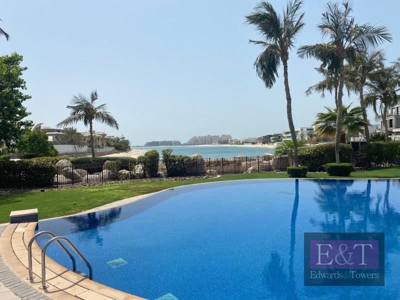 3 BR Villa | Vacant | Swimming Pool | Beach Access