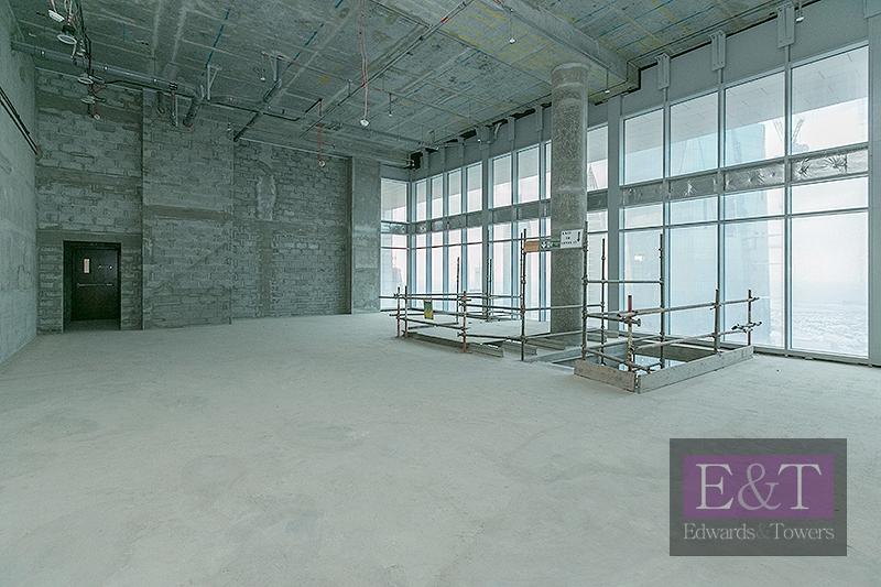 Exclusive Full Floor Vacant Office Burj Daman