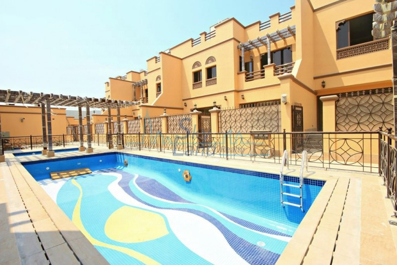 High End 4 Bed Villa With Shared Pool And Gym