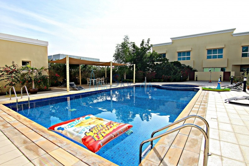 SUPERB 5 BED WITH  SHARED POOL IN UMM SUQEIM 2
