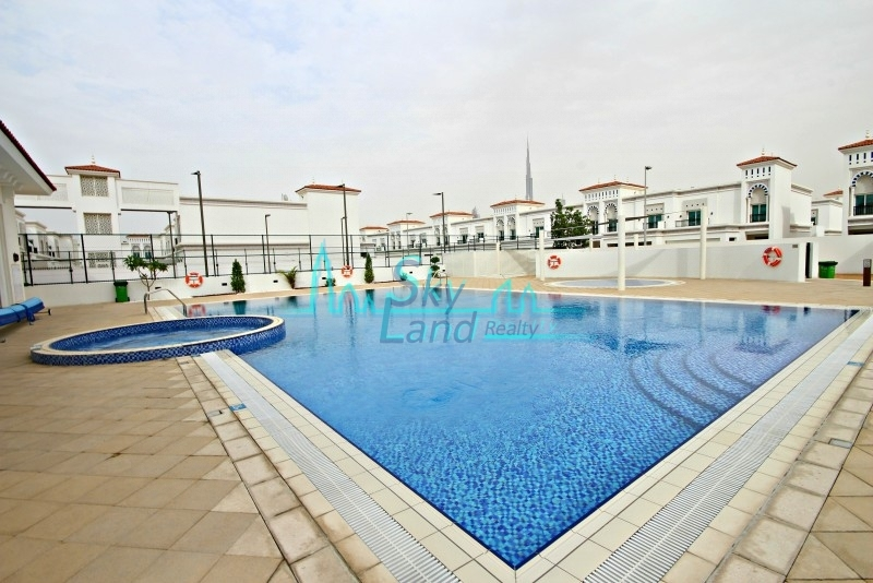 BRAND NEW 3BED+MAID'S APARTMENT W/CLUBHOUSE JUMEIRAH 2