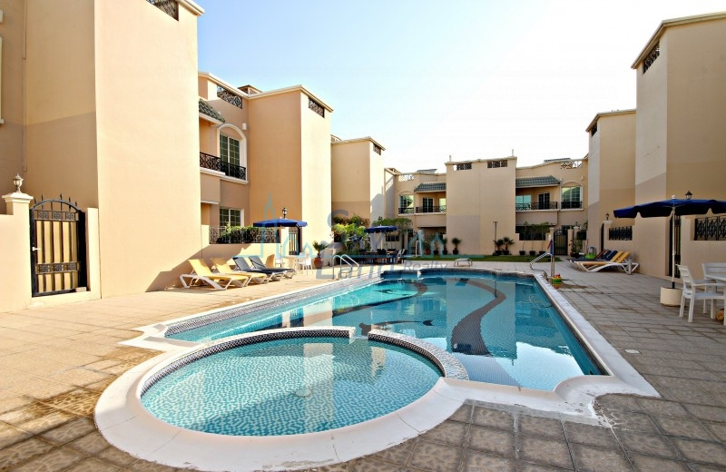 1 MONTH FREE| LOVELY 4 BED| SHARED POOL |GYM NEAR SAFA PARK 2