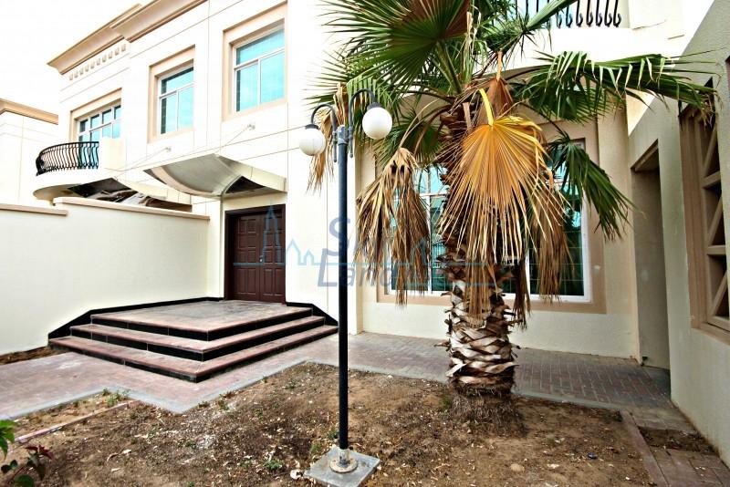 BEAUTIFUL 3 BED+STUDY+MAIDS VILLA IN JUMEIRAH 1