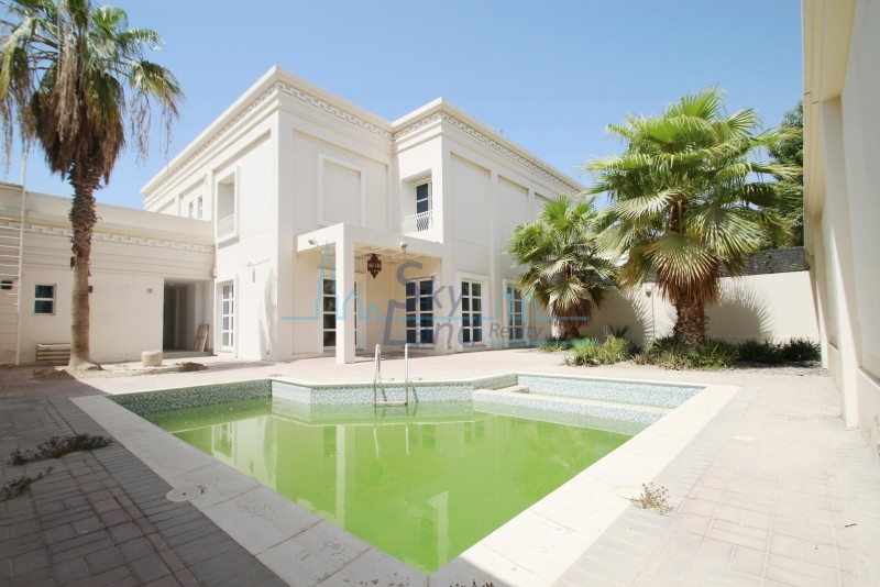 BEAUTIFUL 4BED+MAID'S WITH POOL / GARDEN JUMEIRAH 3