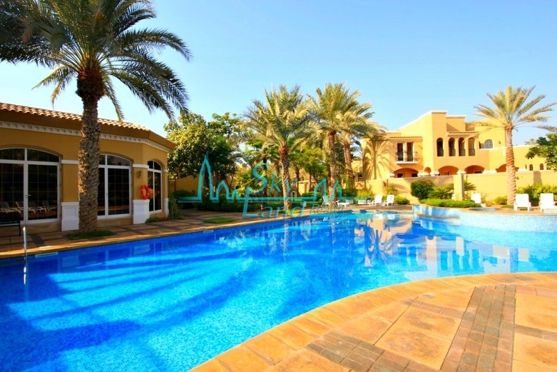 BEAUTIFUL 2BR APARTMENT IN A FORESTED COMPOUND AL SOUFUH!
