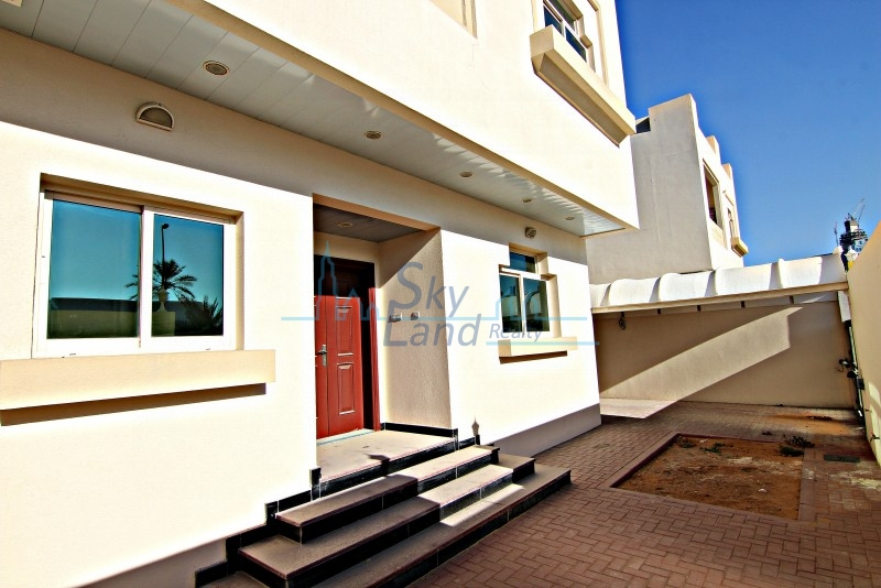 LOVELY 3 BED+M SEMIDETACHED VILLA IN JUMEIRAH 1