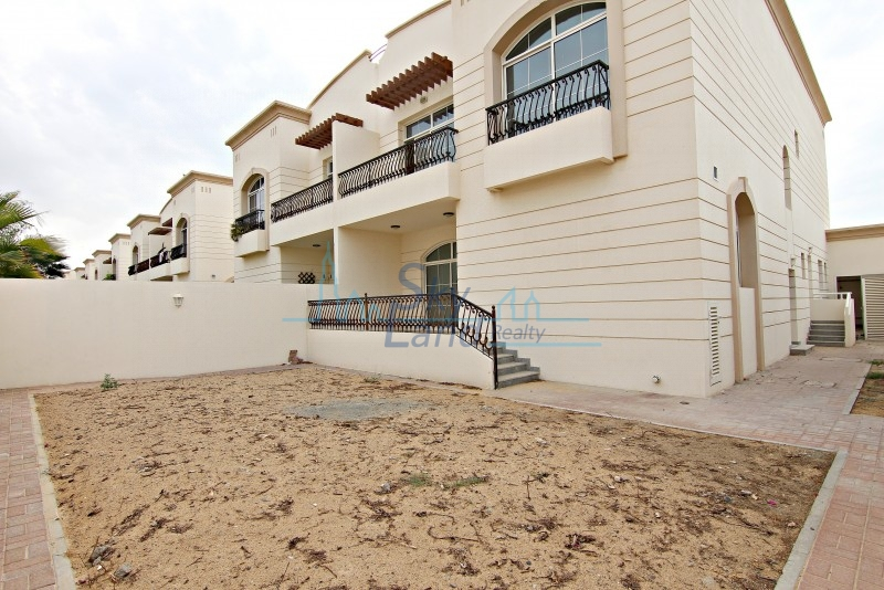 6 CHEQUES|WELL MAINTAINED 4 BED+STUDY VILLA WITH GARDEN