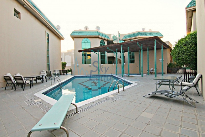 SPACIOUS 3 BED VILLA WITH SHARED POOL IN UMM SUQEIM
