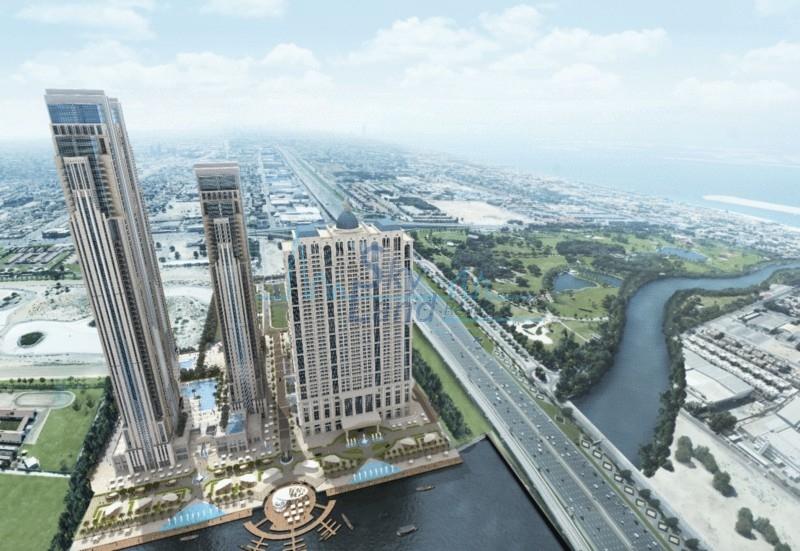 Splendid Modern 4br   Skyscraper View   Dubai Water Canal