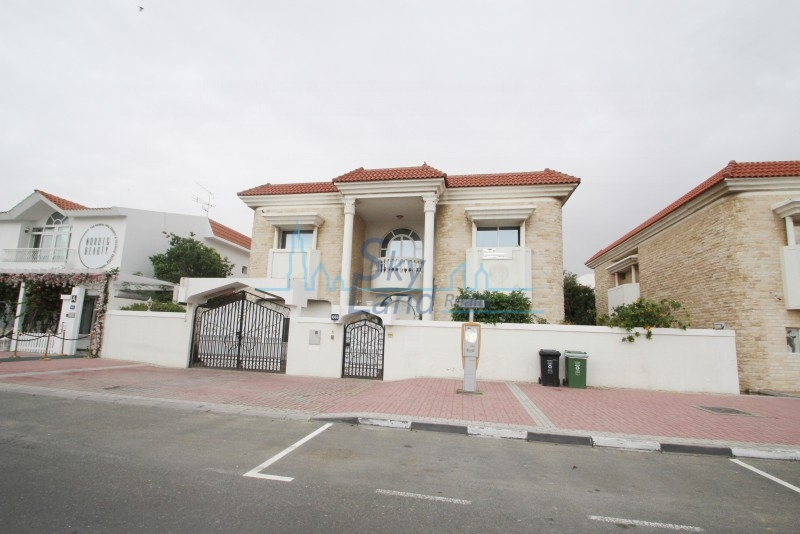 Best Location!Ready For Clinic|Large Commercial Villa
