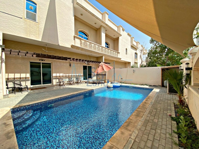 Spacious 3 Bed Villa With A Private Pool