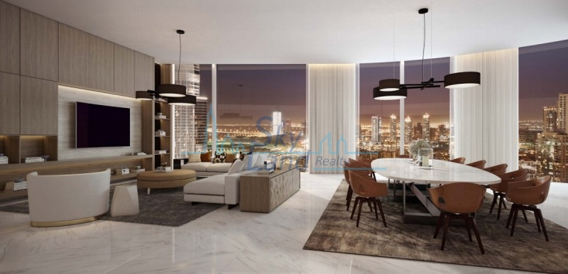 Opera Side High Floor Premium Location - Il Primo