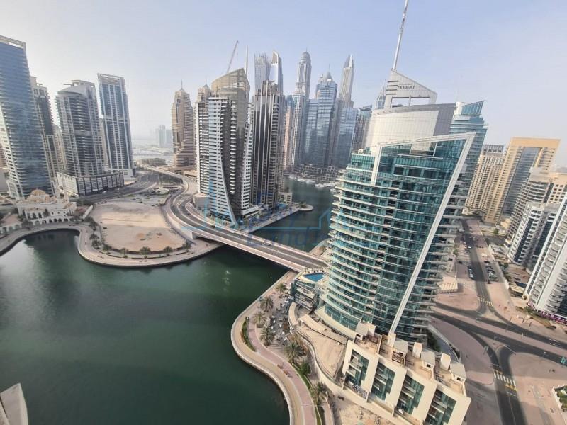 Marina View / High Floor / Chiller Free