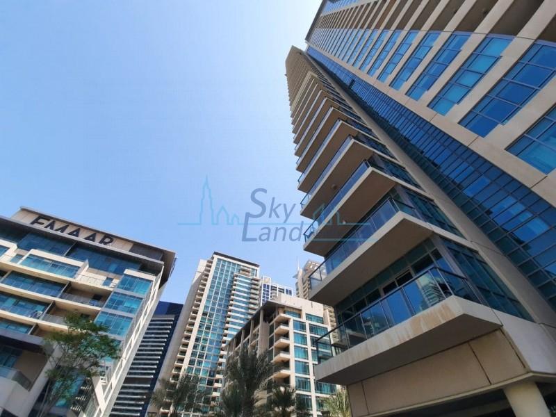 Al Majara 2 | Vacant | High Floor | Emaar