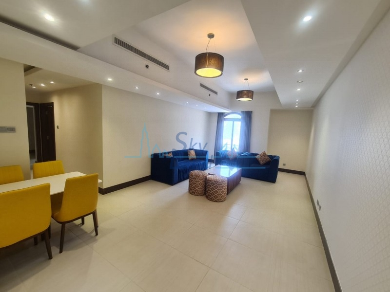 Fully Furnished / Well Maintained / 2 Bedrooms