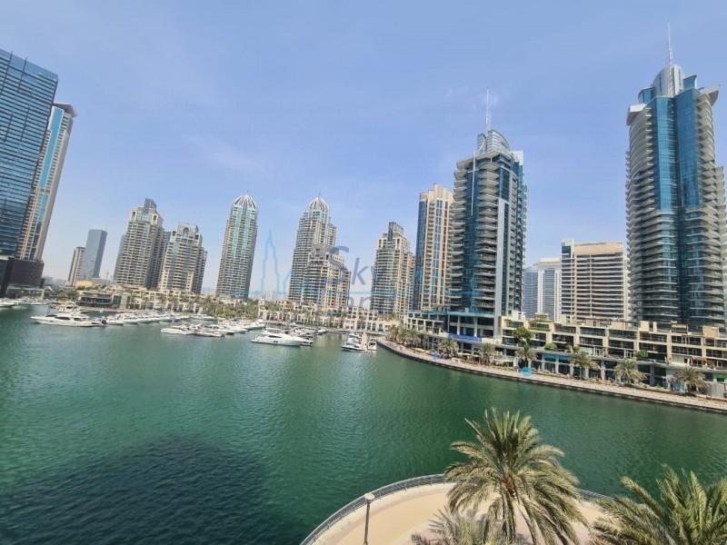 Full Marina View / Large Terrace / Lower Floor