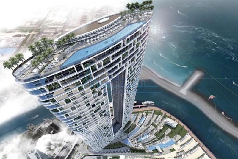 Address JBR|1-BR Corner|Marina And Sea Views|Balcony|Brand New