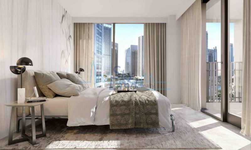 1 Bedroom In Surf Dubai Creek Harbour
