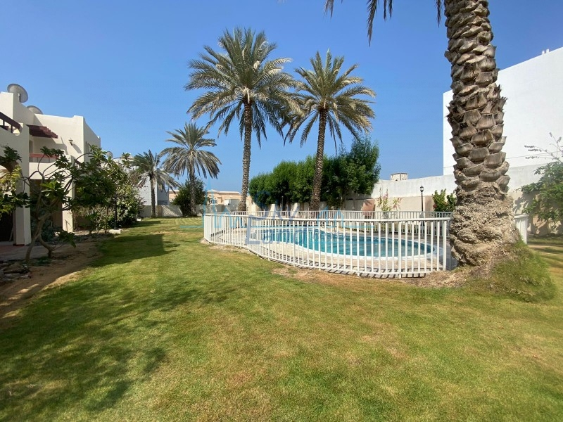 3 BR Compound Villa |Well Maintained |Shared Pool