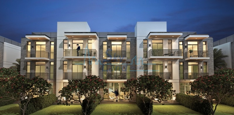 MODERN HIGH QUALITY 4 BEDROOM G+2 TOWNHOUSE IN MBR SOBHA