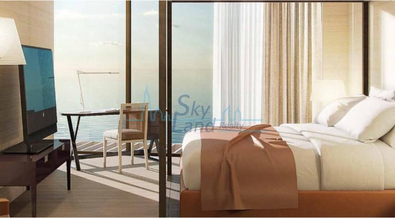 LUXURY 2 BED APARTMENT/BULGARI /JUMEIRAH BAY ISLAND