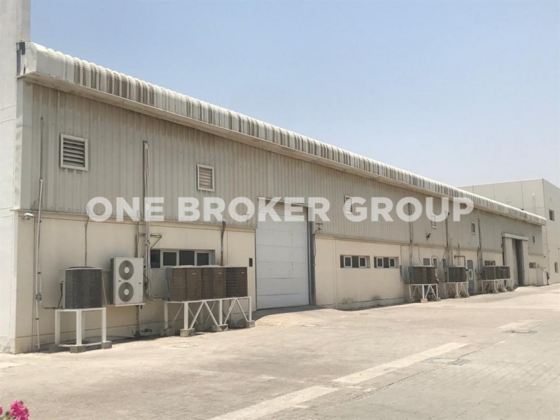 Technopark Warehouses 22psf AED1.1m