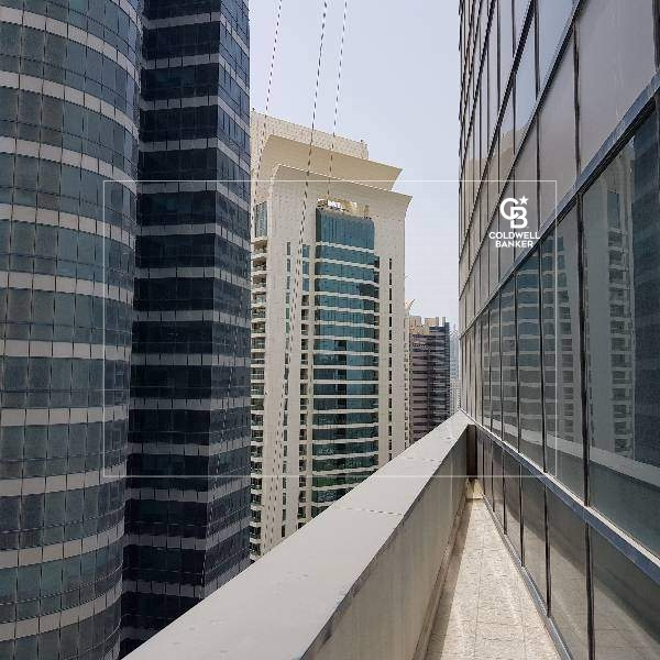 X3 Fitted Office 1025 sqft with Balcony High Floor