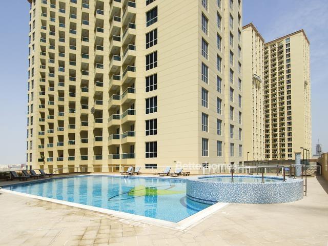 Studio Apartment For Rent in  The Crescent B,  Dubai Production City (IMPZ) | 9
