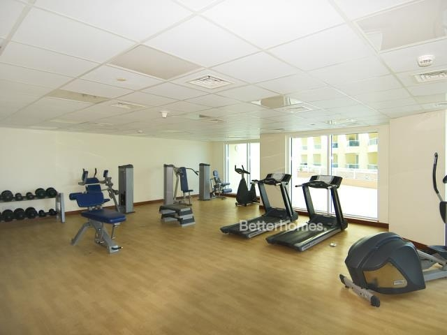 Studio Apartment For Rent in  The Crescent B,  Dubai Production City (IMPZ) | 10